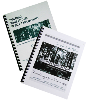 building your future in self-employment book bundle